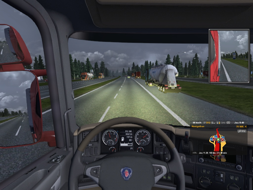 ETS2 - On the road 4 et extension Russie 980788ets200015