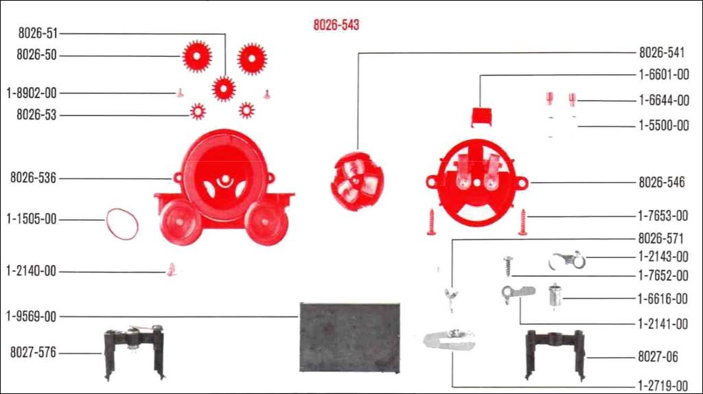 Bricolage d'un locotracteur... 980856208036