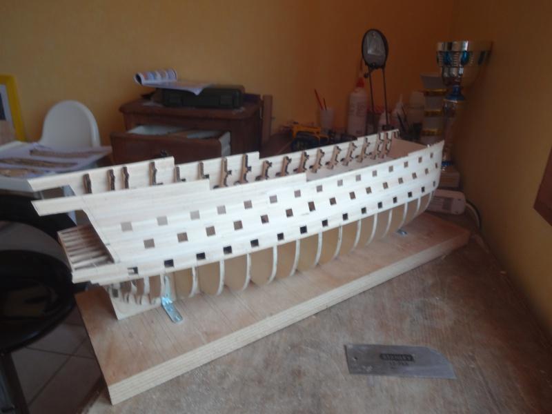 HMS Victory Kit Del prado, Echelle 1/100 - Page 4 981025hautfinie1