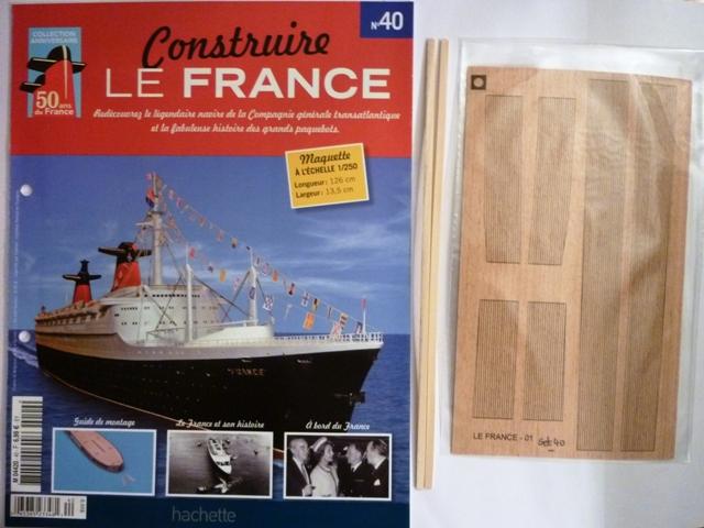 Le france  au 1/250è - hachette-Amati - Page 7 981492Fasc040r