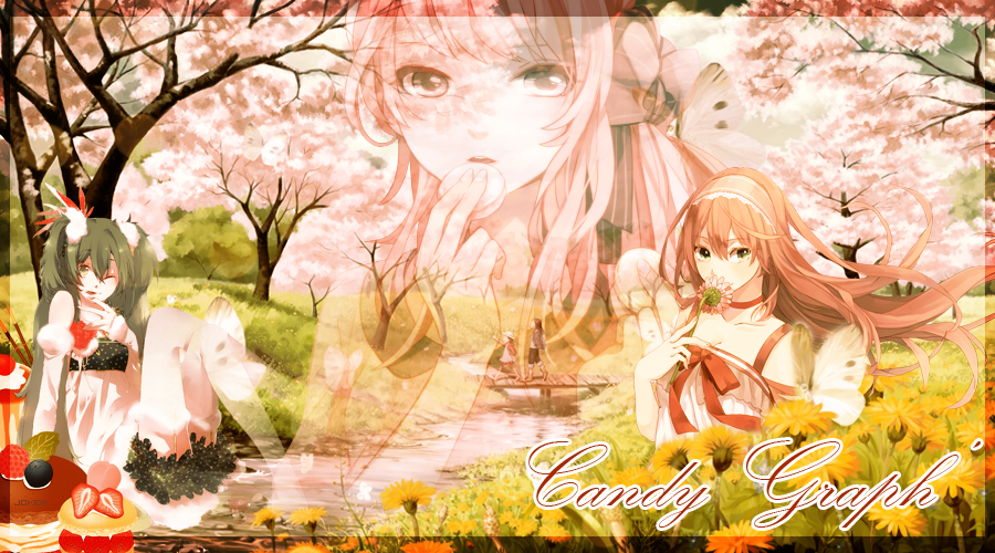 Candy Graph'