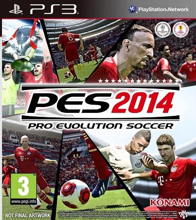 Pro Evolution Soccer (PES) - Konami 983625proevolutionsoccer201451adf1a0efe3a