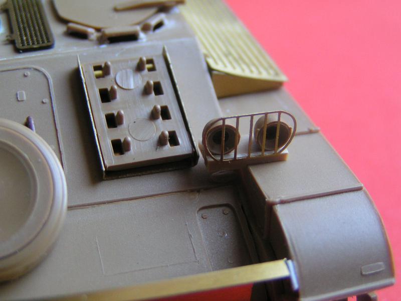Kit de détaillage de l'AMX 13/75 de Heller 35ème 984292PICT0027