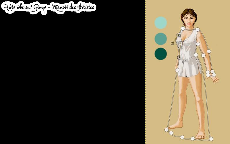 Dessiner une robe sur Gimp 984424tutoderniereversion6