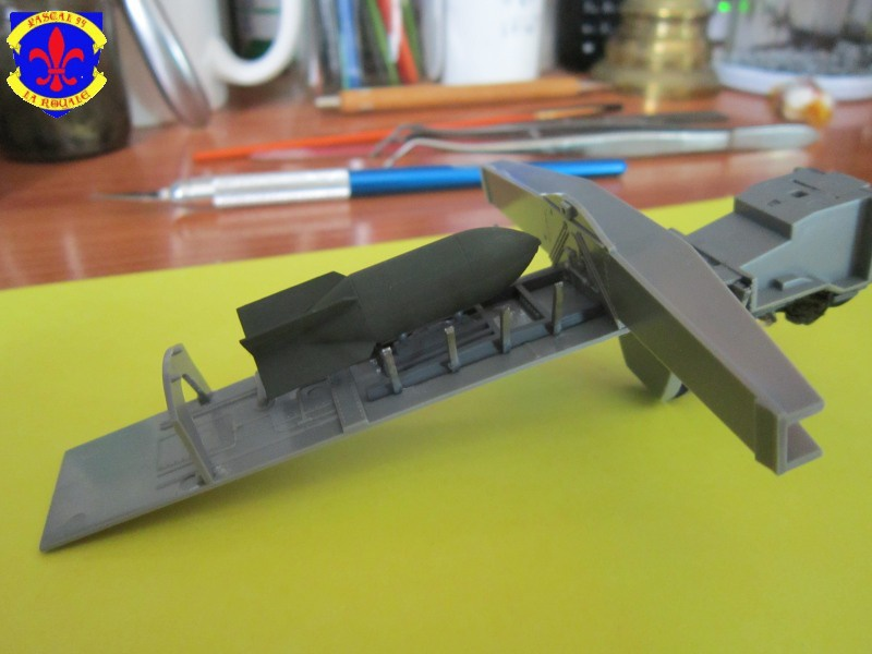 Dornier 335 A PFEIL de Tamiya au 1/48 par Pascal 94 984504IMG36871