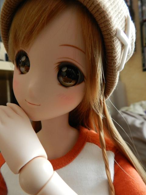 Box opening Smart Doll Mirai 98493520141222134301