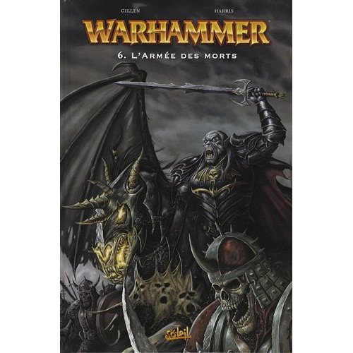 Warhammer Battle en Bande Dessinée (Non Black Library) 985272WHBD6