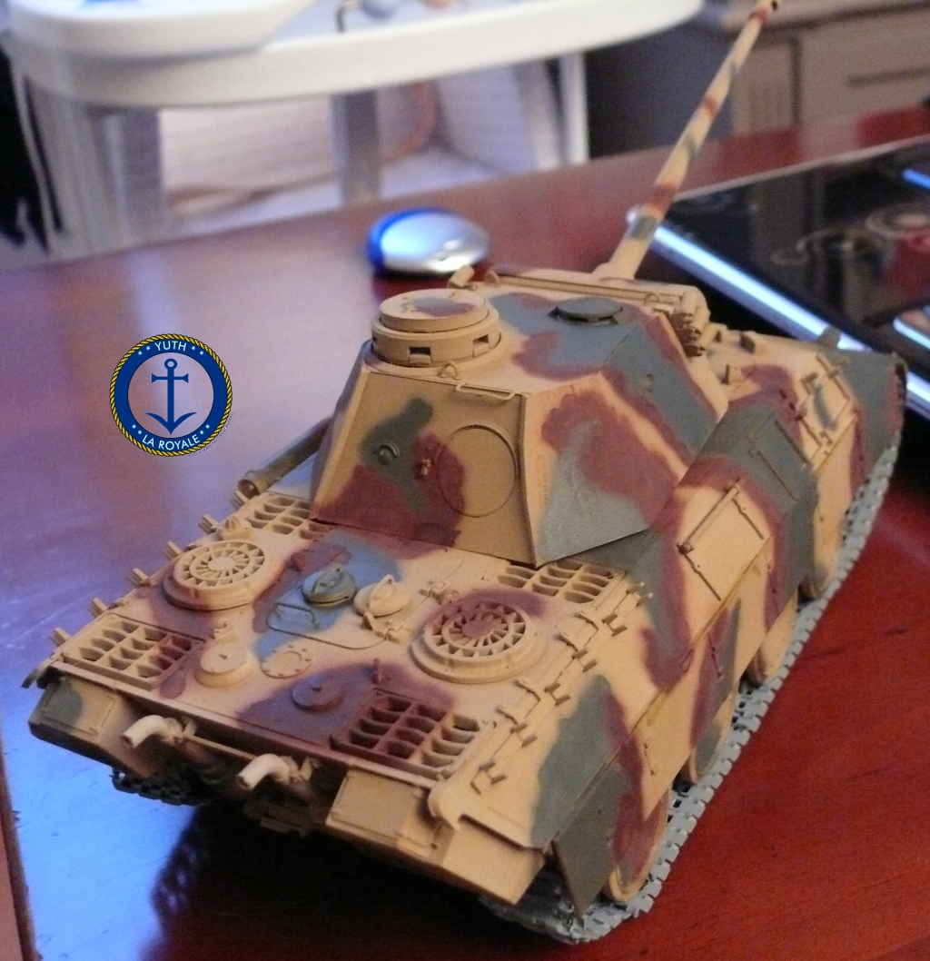 Panzerkampfwagen Panzer V Panther Ausf D. - Page 5 985279panther21