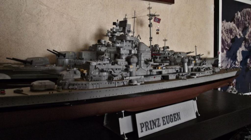 Prinz Eugen Trumpeter au 1x350 985905PrinzEugenTrumpeter1x35041
