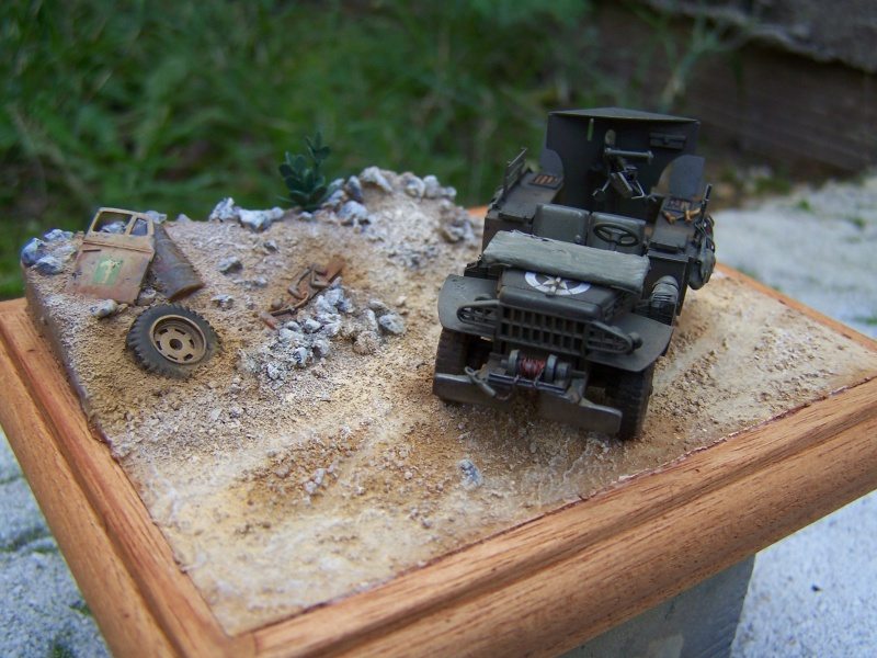 Dodge M6 anti tank Tunisie 1943 (montage terminé) - Page 2 9866381005350