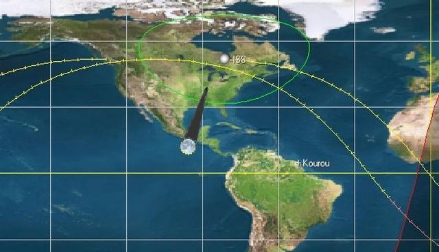 Eclipse totale de Soleil - 21 août 2017 - Page 2 988259eclipse20170821iss