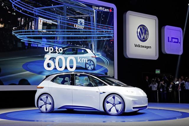 La première mondiale de l'I.D. lance le compte à rebours vers une nouvelle ère Volkswagen  990047DB2016AL01989large
