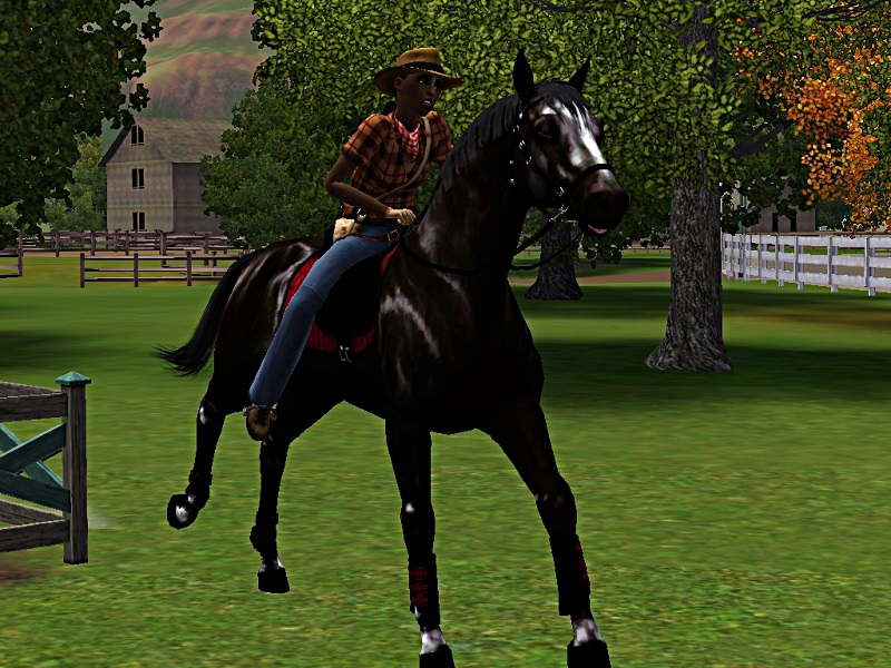 "[Challenge] Teens and Horses ""Sims 3"" - Page 3 990269premiergalop"