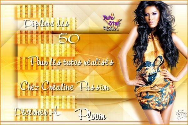 Diplôme des 50 Tuto Stars  - Page 3 990638Tutostars50jpgploom