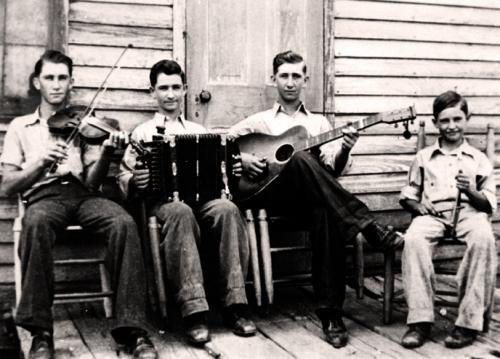 Louisiana blues et swamp blues... 990920image2