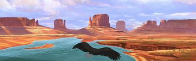 Le Lac du Mirage (Payant)