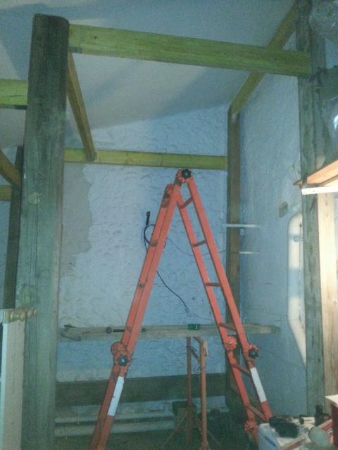 La construction de mon bloc dans le garage 99306420140906195556