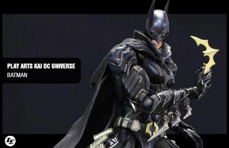 [Square Enix] Play Arts Kai DC Universe - Batman 993783pakbt