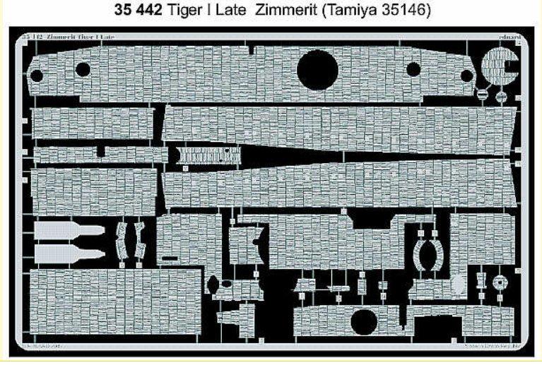tiger - king tiger Ausf b de chez ZVEZDA  - Page 2 994047i07
