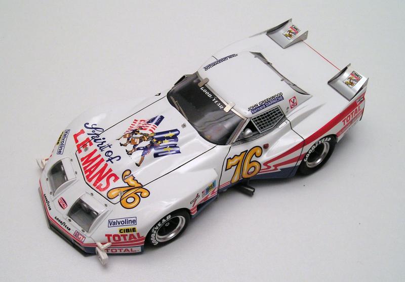 Corvette Greenwood le mans 1978 994525008