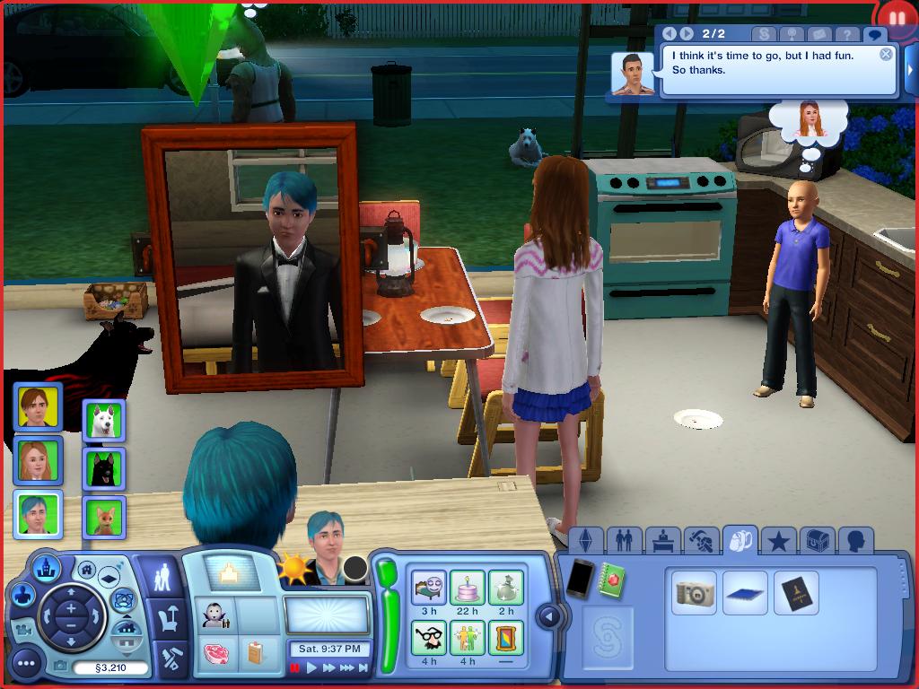 Les Sims ... Avec Kimy ! 997420lenouveauSora