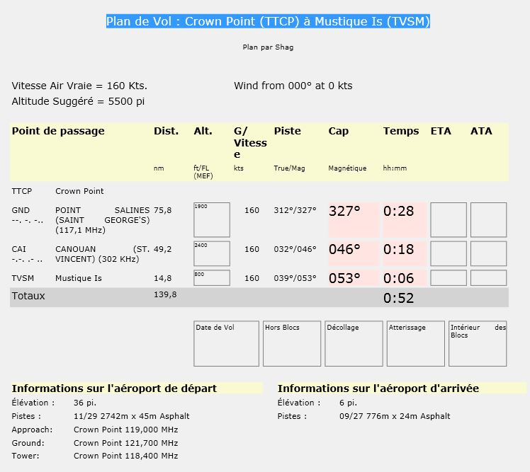 Etape 1: Révision navigation en version nocturne 998552832
