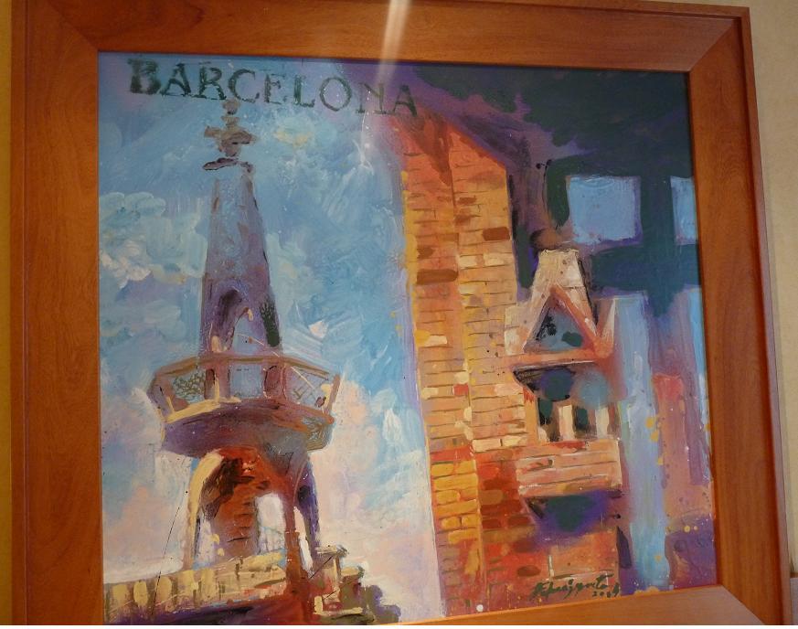 BARCELONA   BELLISSIMA VAMOS REMUNTADA Y REVENIDAD 998797P1130704