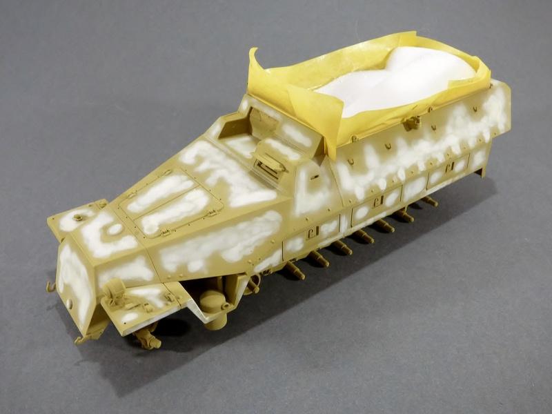sdkfz - SdkFz 251 / 9  Tamiya / AFV 999007P1060341Copier