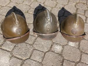 Casques Adrian M26 de l'Infanterie Mini_12190620170409094544