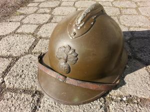 Casques Adrian M26 de l'Infanterie Mini_17068320170409094154