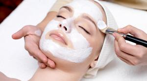 BEAUTY SECTION FACIAL  HAIRCUTTING THREADING
