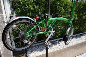 pied d'atelier pour vélo  Mini_211504Pied2