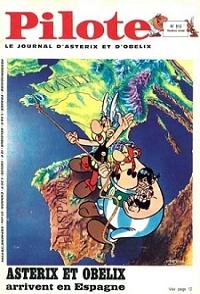 Pilote - Le journal d'Astérix et d'Obélix Mini_239825pilote512