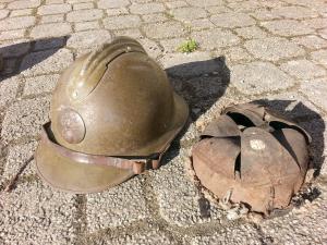 Casques Adrian M26 de l'Infanterie Mini_24591420170409093945