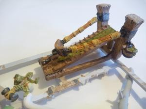 La tribu de la Lune Rousse - CDA Tamurkhan - Warhammer Forum Mini_294403P1040442