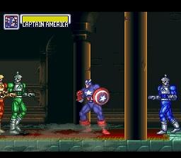 Marvel Super Heroes : War of the Gems - Fiche de jeu Mini_352317993