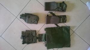 [Vente]SIG 556 DMR / M14 TM / Poches Et Veste Tactique Od / Lunette Ess / Acog + Lunette/M14 We gbbr Mini_353104DSC0739