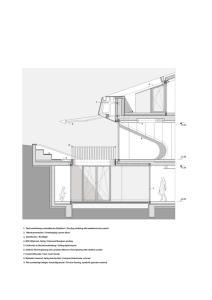 """Challenge thème : """"modélisation et rendu d'une maison atypique"""" - Silk37 & SB - ArchiCAD 17 - 3DS/V-Ray - Photoshop Mini_399553OLSFacadeSection150"""