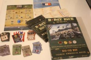 D-Day Dice - 2nd Edition Mini_403063IMG7260