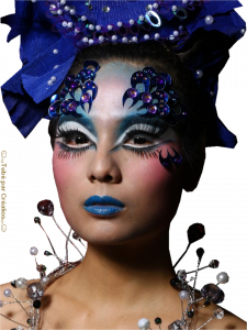 Asie-Visages - Page 7 Mini_419335bluefantasymakeup