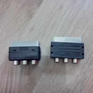 Cable composite (Dreamcast, Nintendo et MegaDrive 2) Mini_463530adaptateurperitel