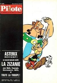 Pilote - Le journal d'Astérix et d'Obélix Mini_520398pilote531