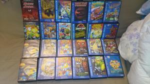 [ECH] Jeux Megadrive et un peu de Saturn/Master System Mini_523424DSC0419