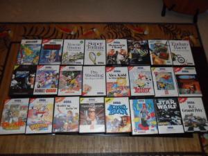 Ma petite collection de jeux Master System Mini_545251SAM0086