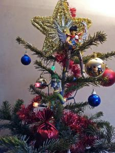 CC 44 - Quand Saint Seiya fête Noël Mini_564192482