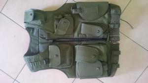 [Vente]SIG 556 DMR / M14 TM / Poches Et Veste Tactique Od / Lunette Ess / Acog + Lunette/M14 We gbbr Mini_598348DSC0733