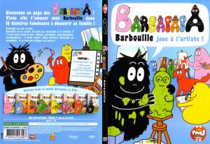 BARBABAPA BARBOUILLE JOUE A L'ARTISTE Mini_603076BARBABA9JPG
