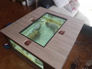 Mon aquarium de Toulouse. 360L Table basse Mini_64676820170430084849