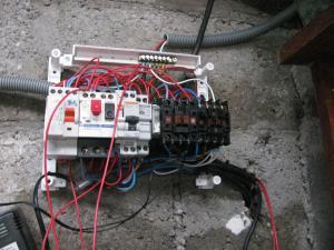 Résistance faible bobinage moteur mono Mini_651723IMG0360