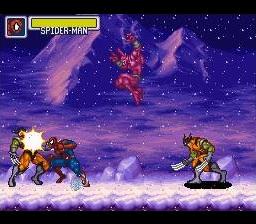 Marvel Super Heroes : War of the Gems - Fiche de jeu Mini_713192752